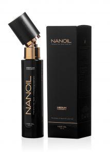 Nanoil Haaröl für die Regeneration der Haare